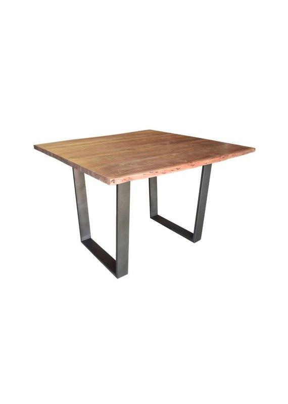Porter Designs Mojave Acacia Square Gathering Table