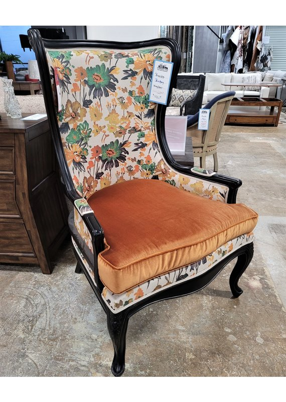 Bramble Brittany Wing chair