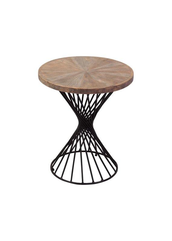 Porter Designs Porter Designs Yuma Round End Table
