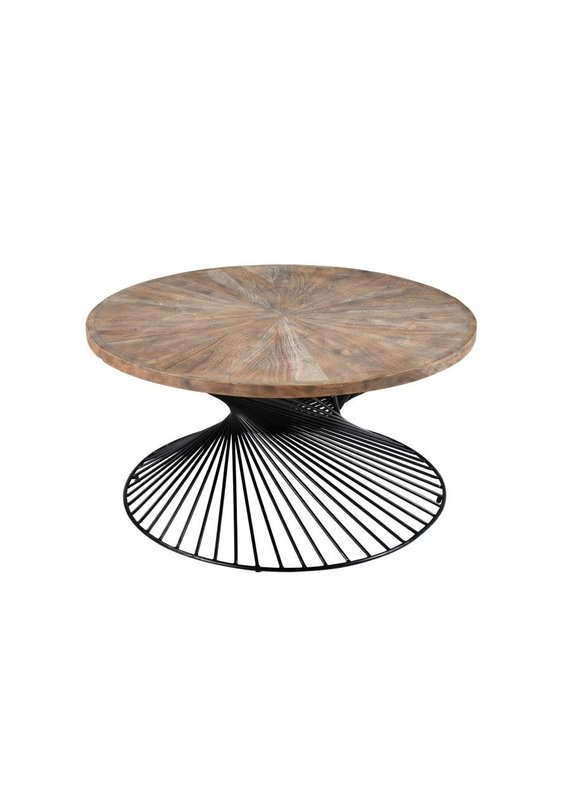 Porter Designs Porter Designs Yuma Round Cocktail Table