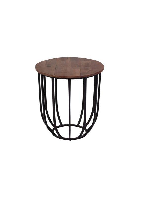 Porter Designs Alamosa Round End Table