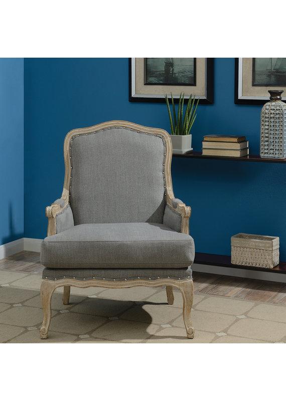 Elements Artesia Arm Chair in Midtown Slate
