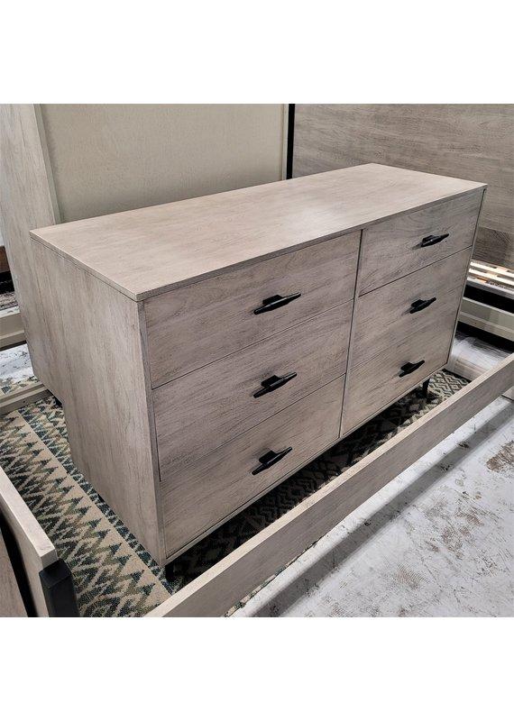 Style N Living Metz Sandblast Grey Dresser