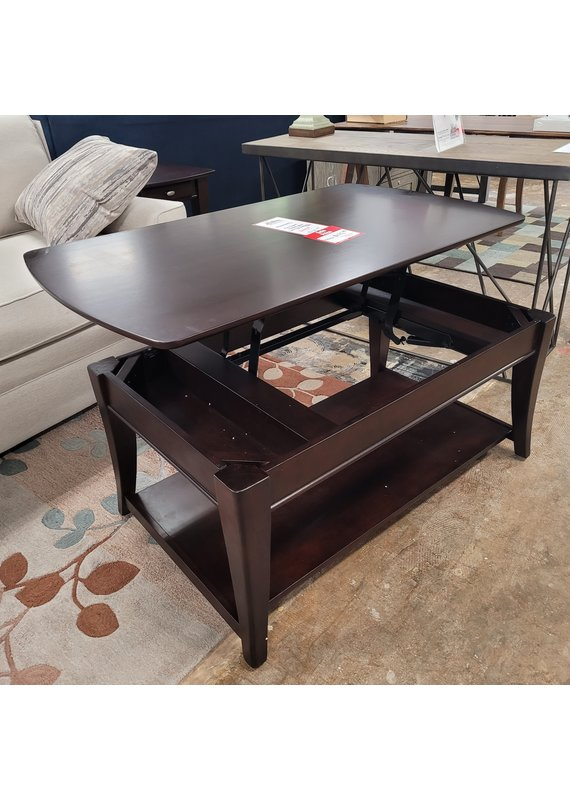 Hammary Enclave Rectangular Lift-Top Coffee Table