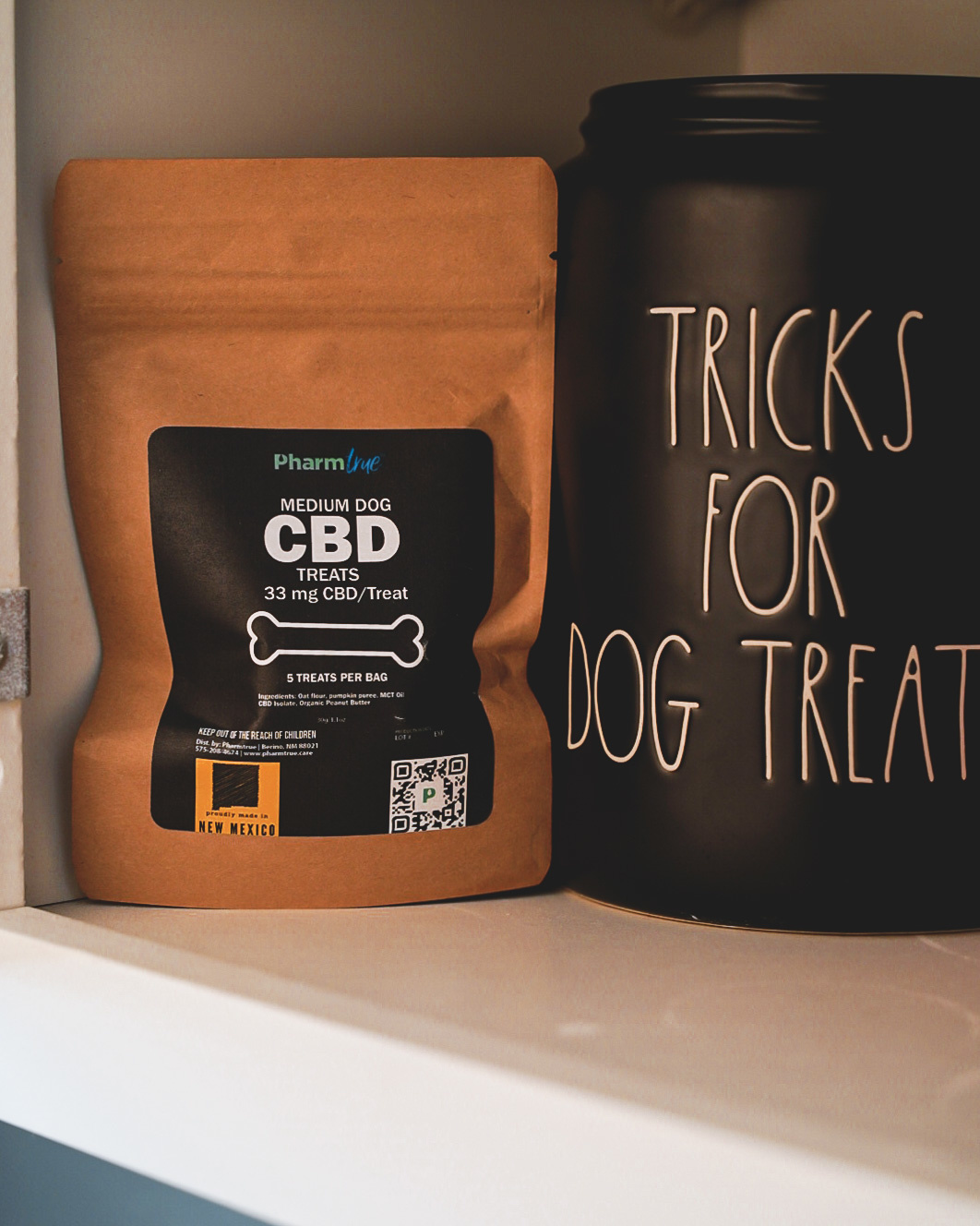 Hemp Dog Treats: Small 10mg CBD-3