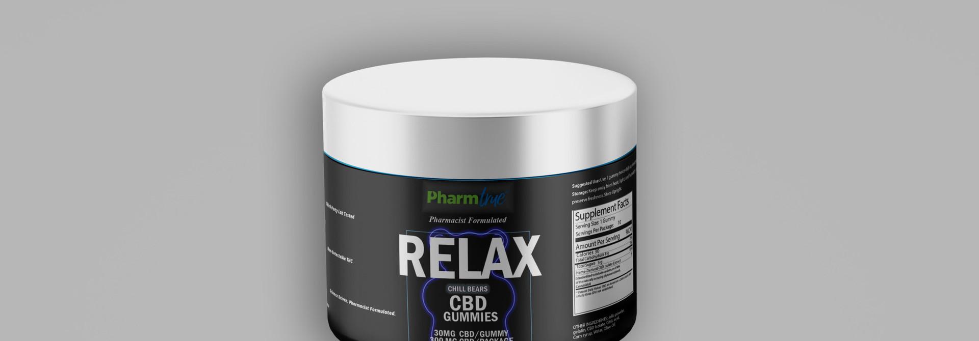 Relax Bears | 30mg CBD | 10 ct