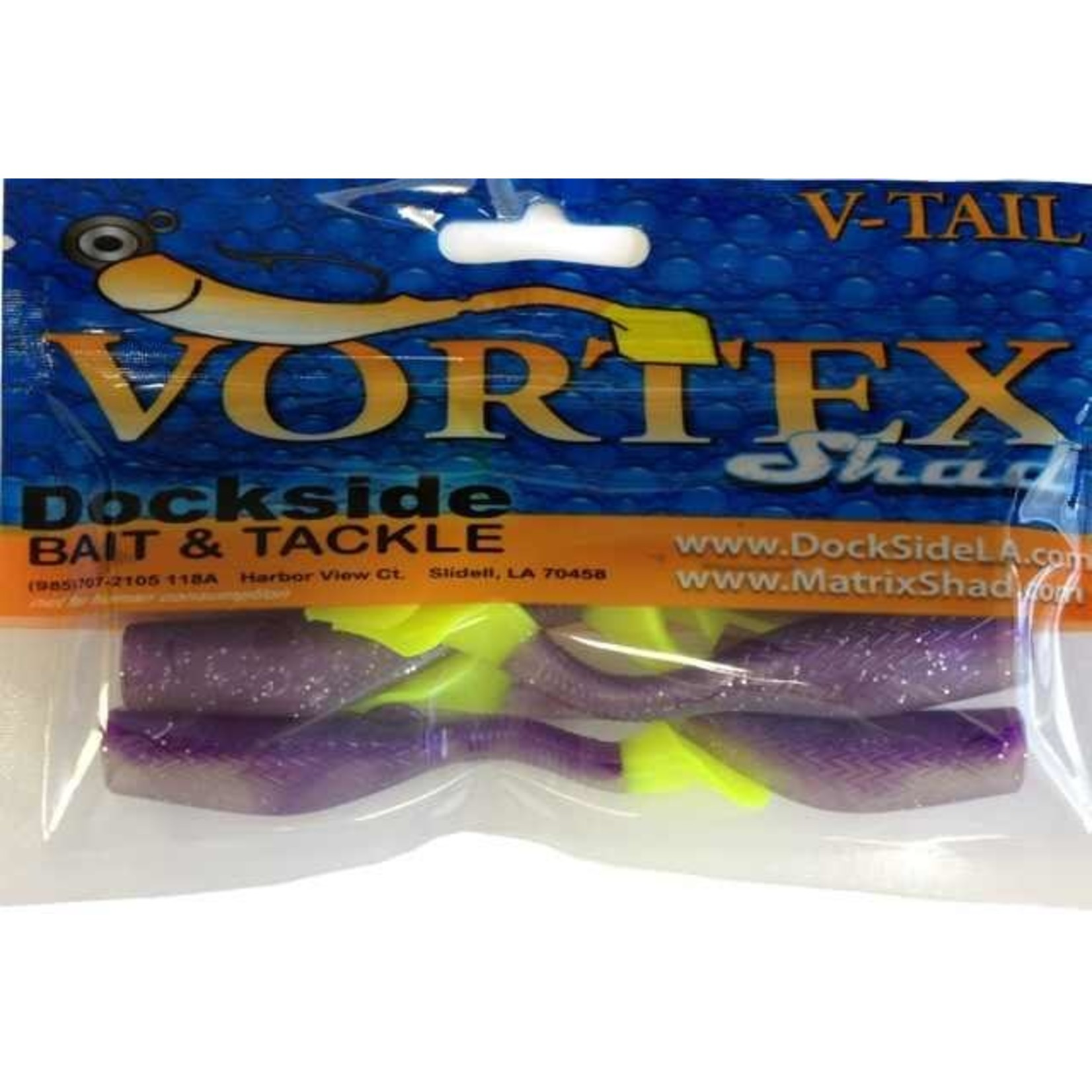 "Matrix | Vortex Shad ""Purple Haze"""