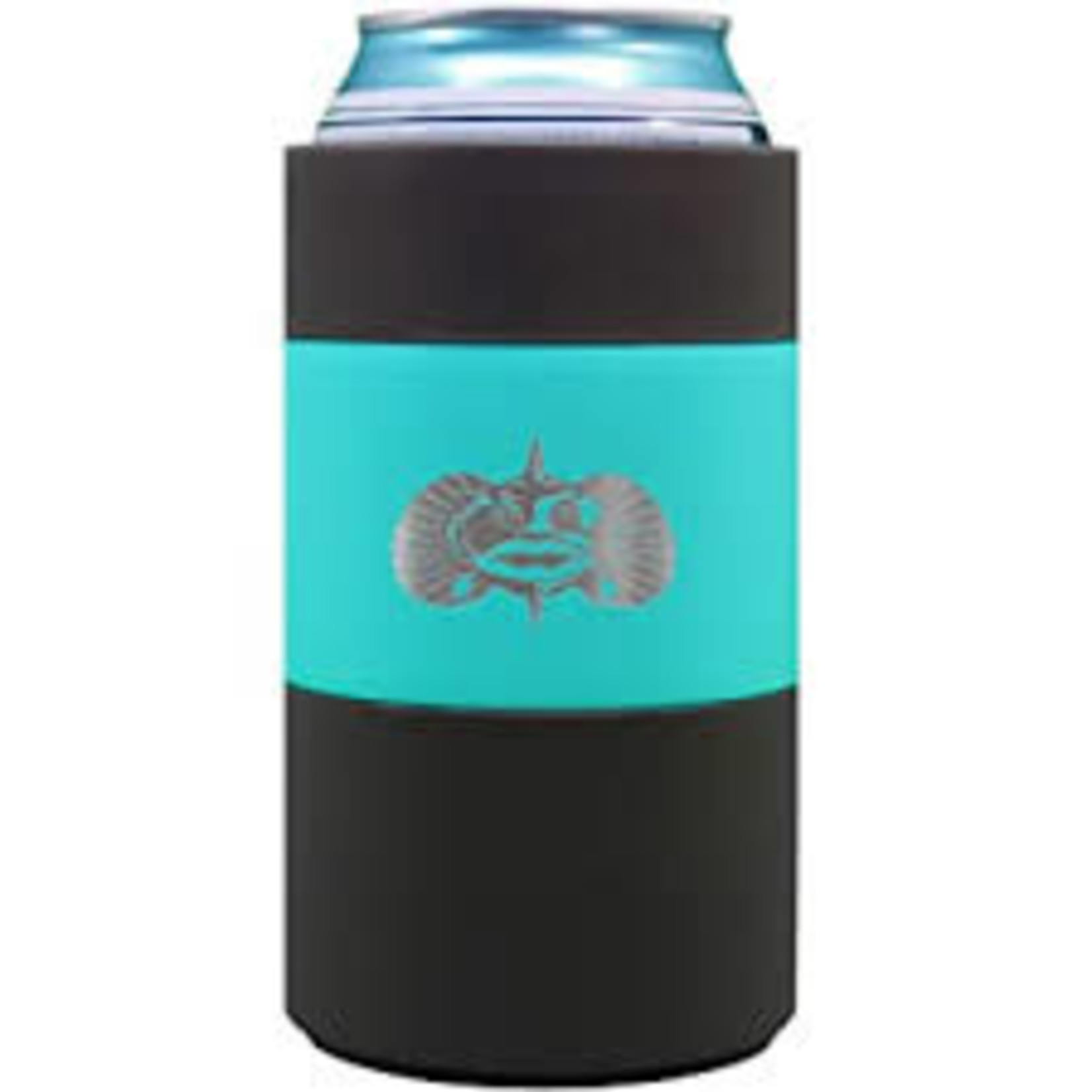 Toadfish Outfitters | Non-Tipping Can Cooler - Teal