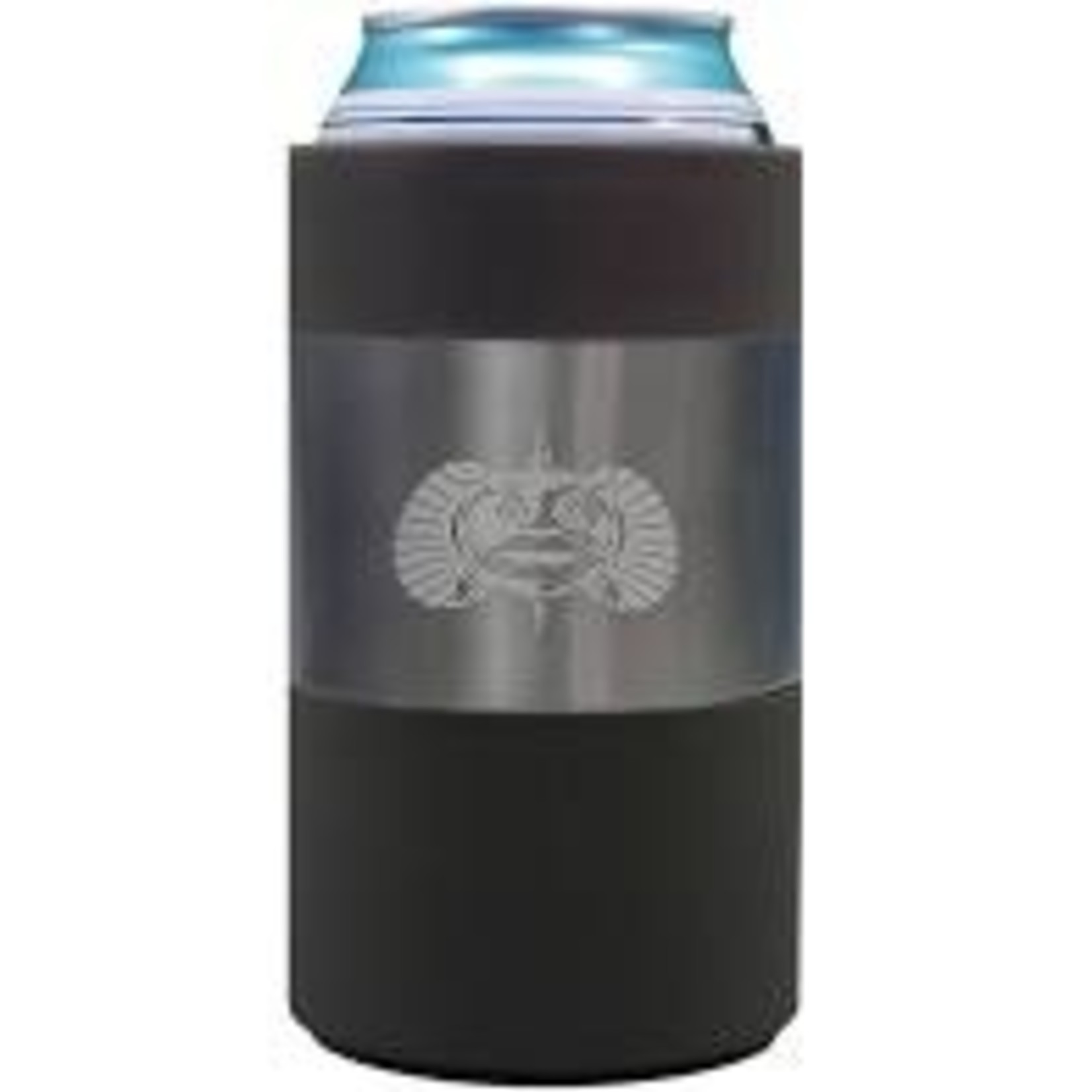 Toadfish Outfitters | Non-Tipping Can Cooler Graphite