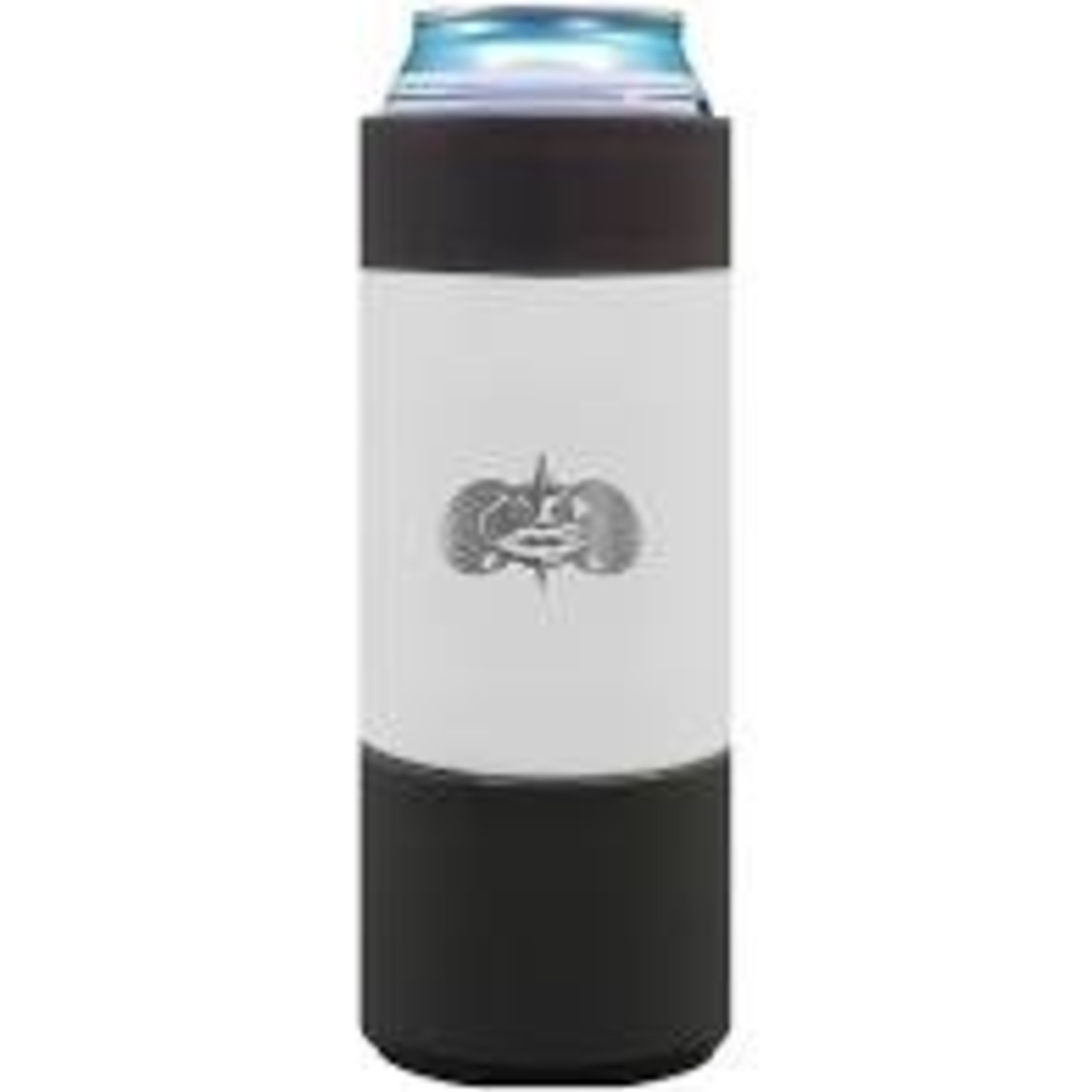 Toadfish Outfitters | Slim Can - White