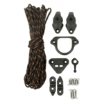 YakAttack | LeverLoc Anchor Trolley AMS-1003