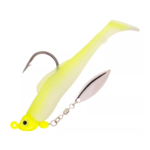 "Strike King | Speckled Trout Magic ""Chartreuse"""