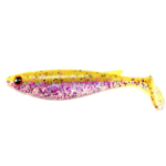 "Overcast Lure Co. | Swimming Shad ""Mardi Gras Melon"""