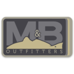 Marsh & Bayou Outfitters | M&B Redfish Decal