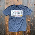 Marsh & Bayou Outfitters |EST. 1999  License Plate Tee