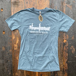 Marsh & Bayou Outfitters | Born On Da' Bayou  Tee
