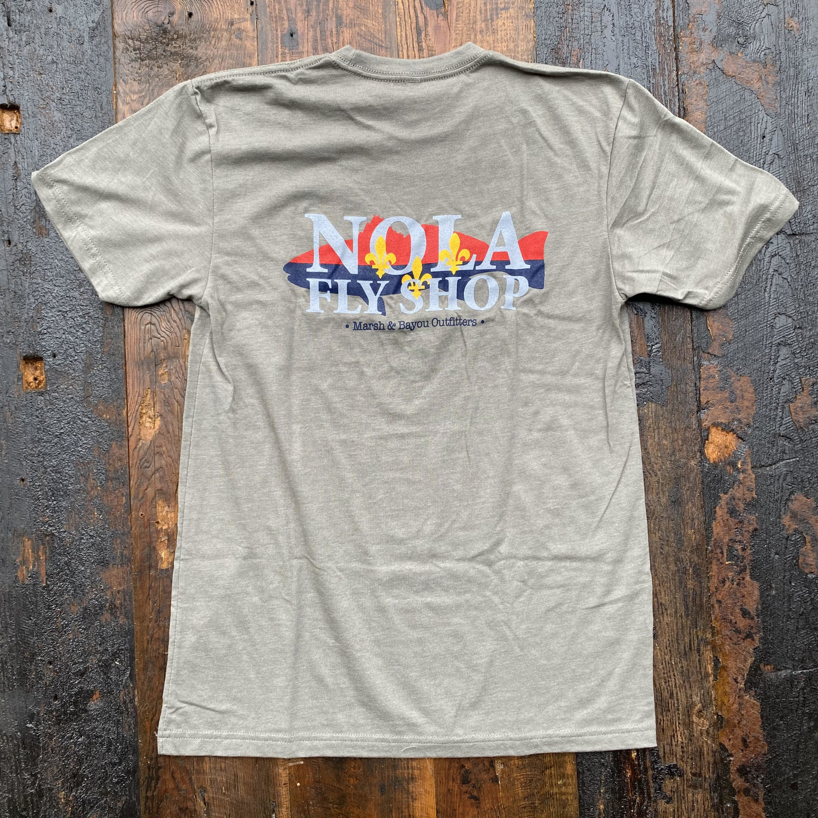 Marsh & Bayou Outfitters | NOLA Fly Shop Tee