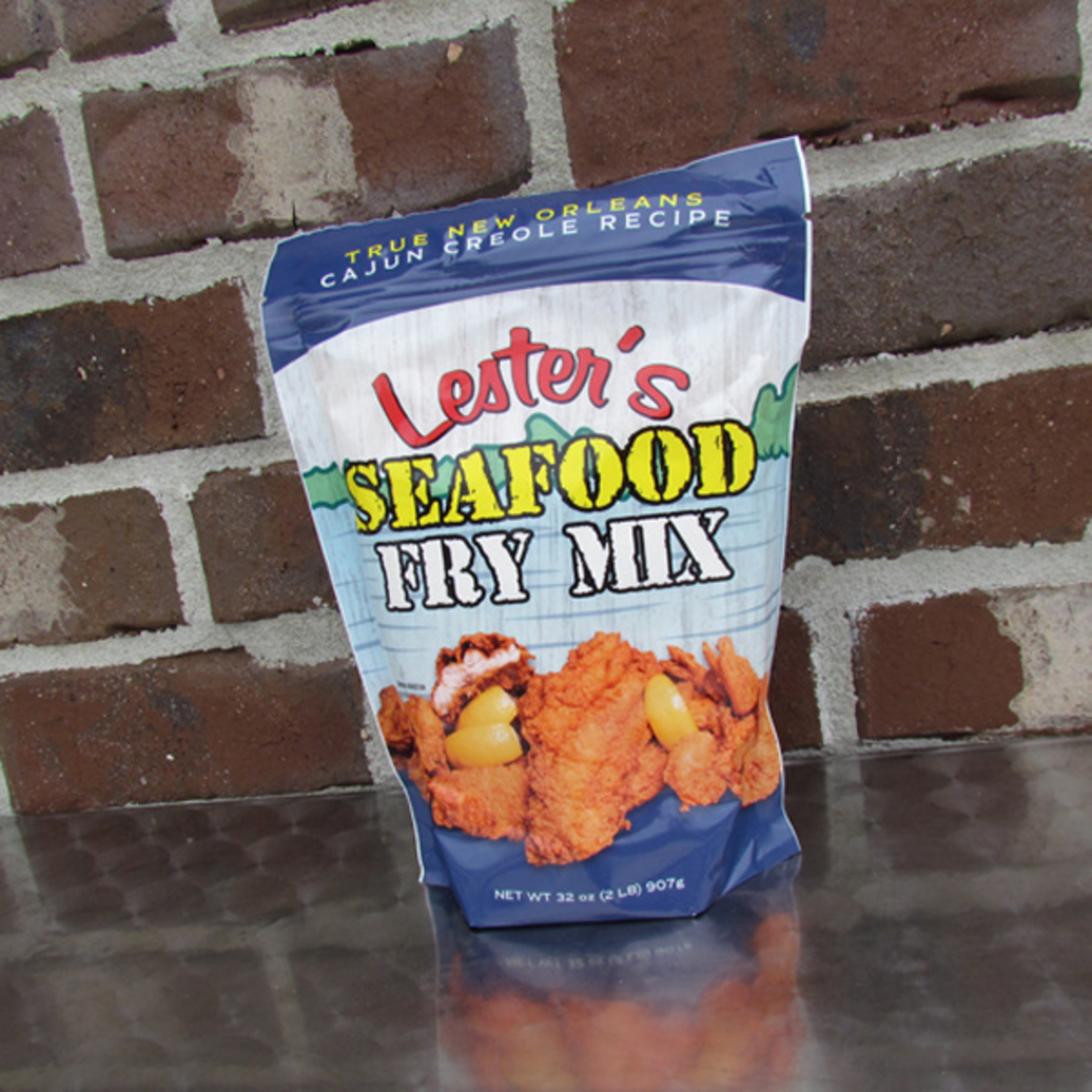 Lester's | Seafood Fry Mix