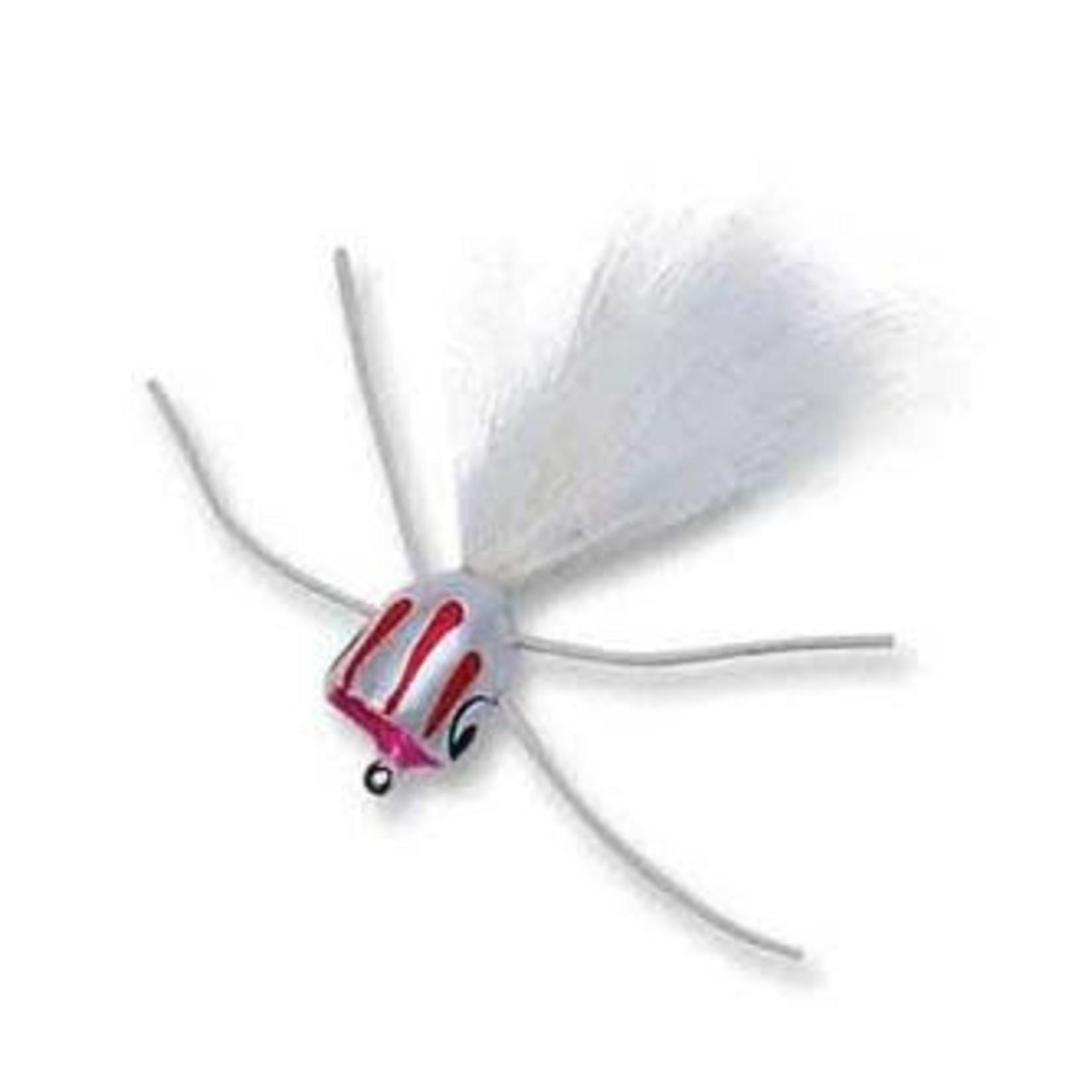 Betts Betts | 304-8-1 Bee Pop Fly Popper White