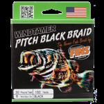 "FINS Braids | 40lb 150 yards ""Pitch Black"""