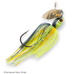 "Z-MAN | Project Z Chatter Bait 1/2oz ""Chartreuse Sexy Shad"""