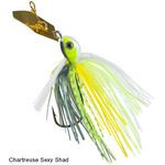 "Z-MAN | Weedless Project Z Chatter Bait 3/8oz ""Chartreuse Sexy Shad"""