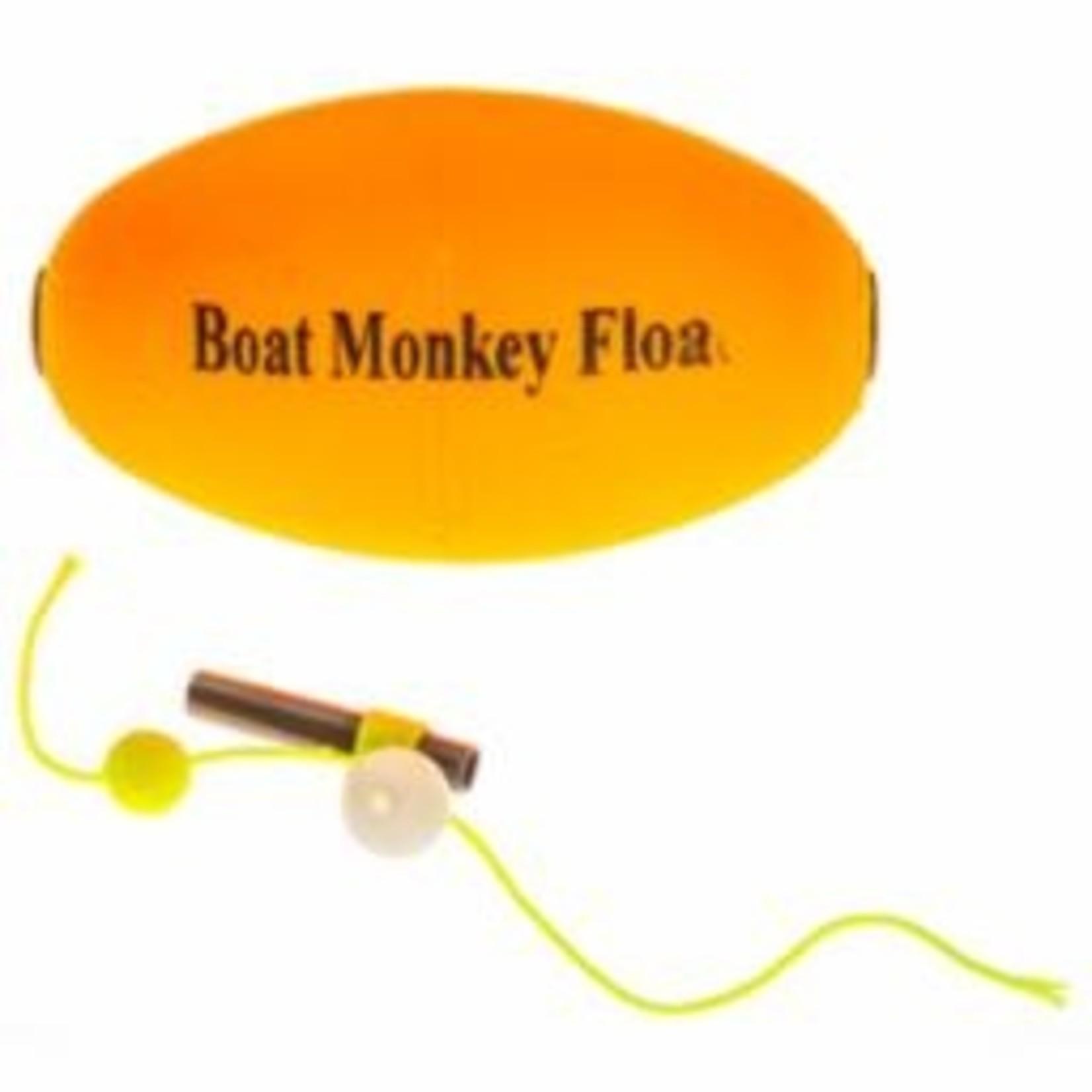 "Boat Monkey | Oval Slip ""Orange"""