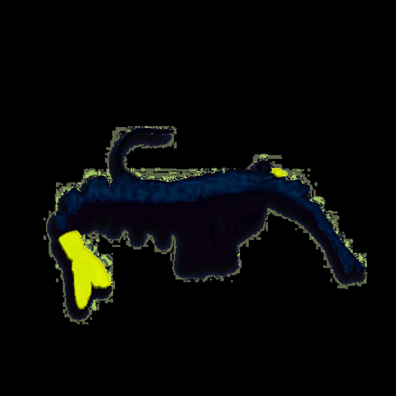 "Vudu | 3.25"" Shrimp ""Blue Moon"""