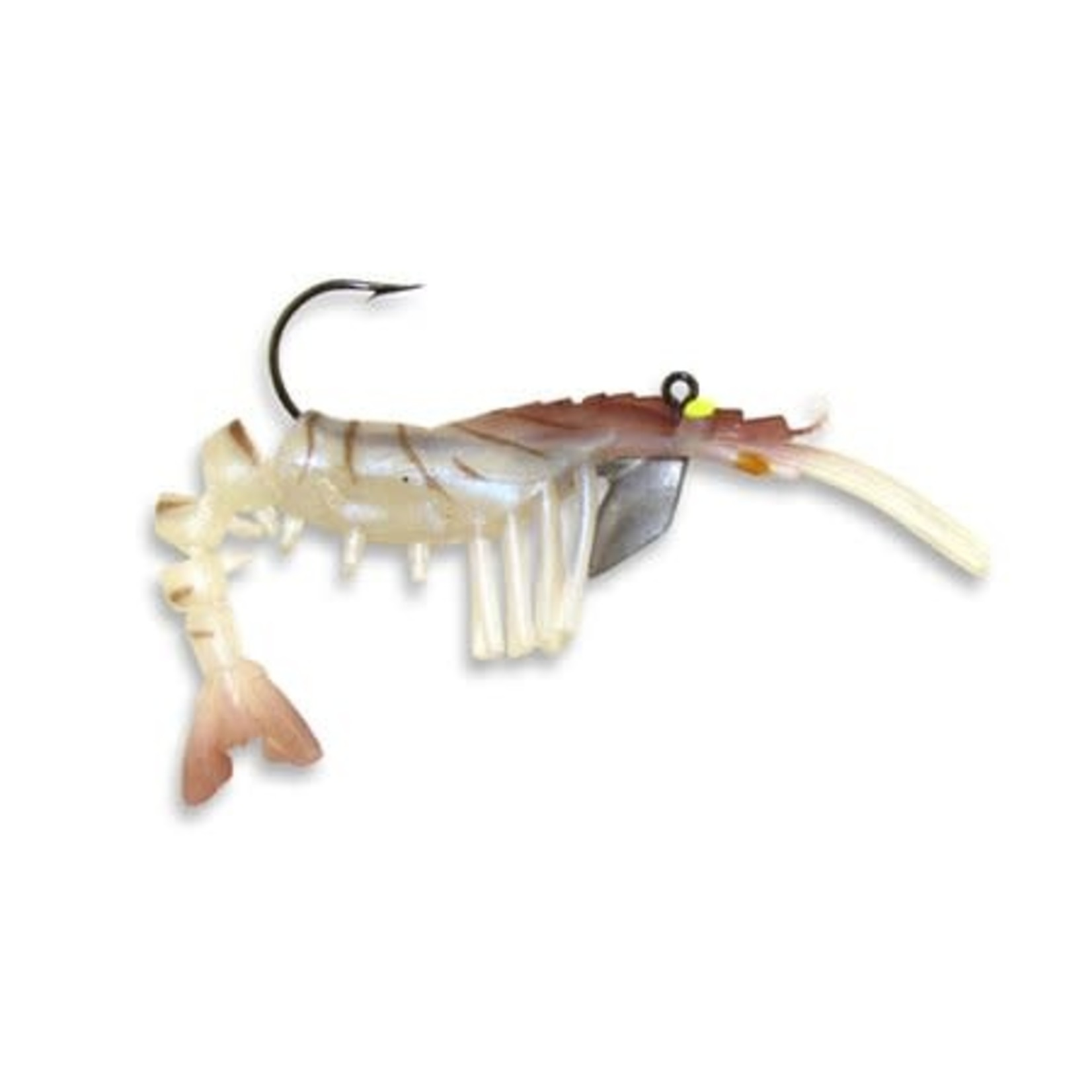 "Vudu | 2"" Baby Shrimp ""Natural"""
