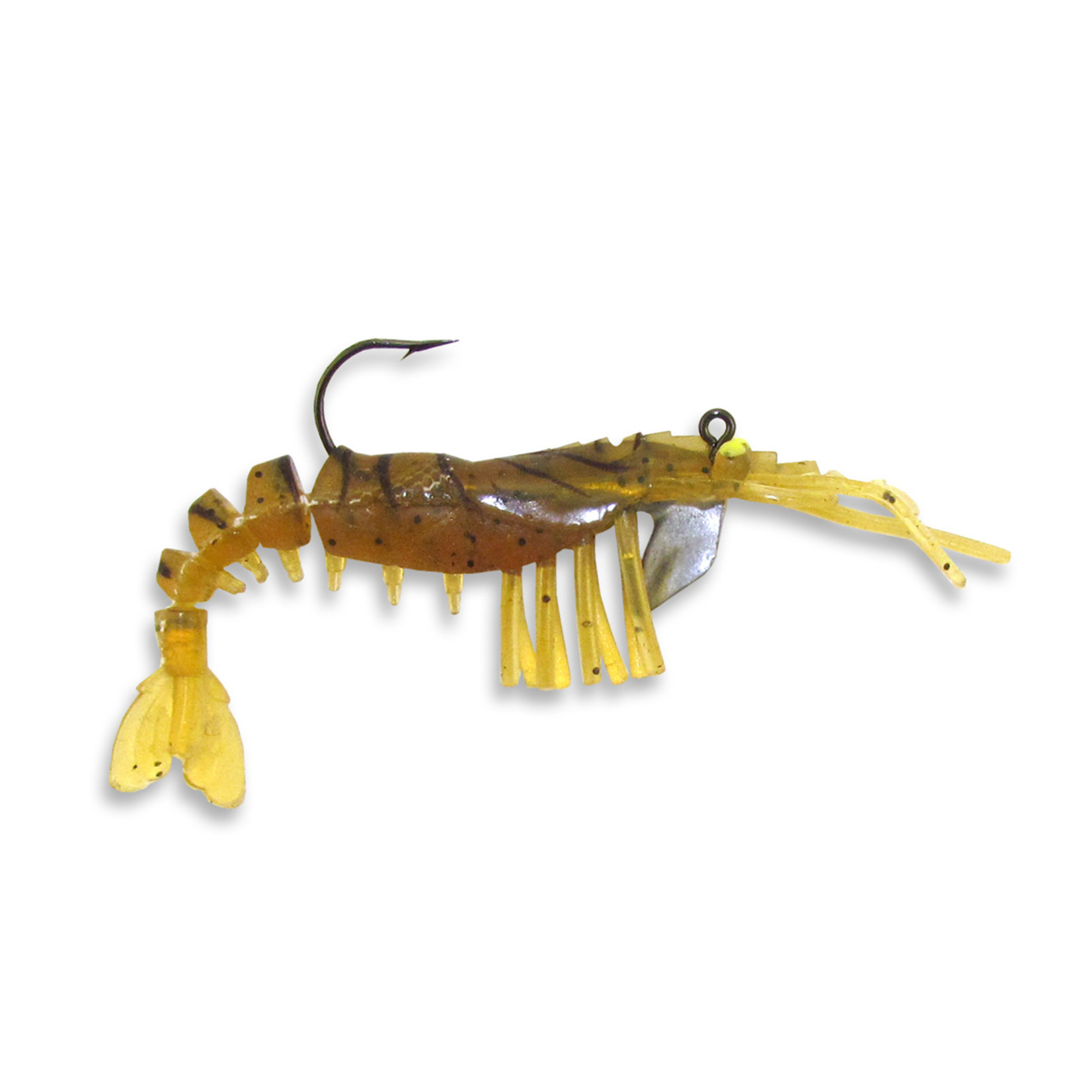 "Vudu | 3.25"" Shrimp ""Rootbeer"""