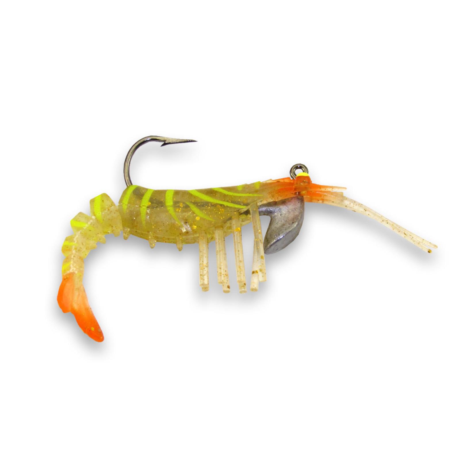 """Vudu   3.25"""" Shrimp """"Bayou Brew"""""""