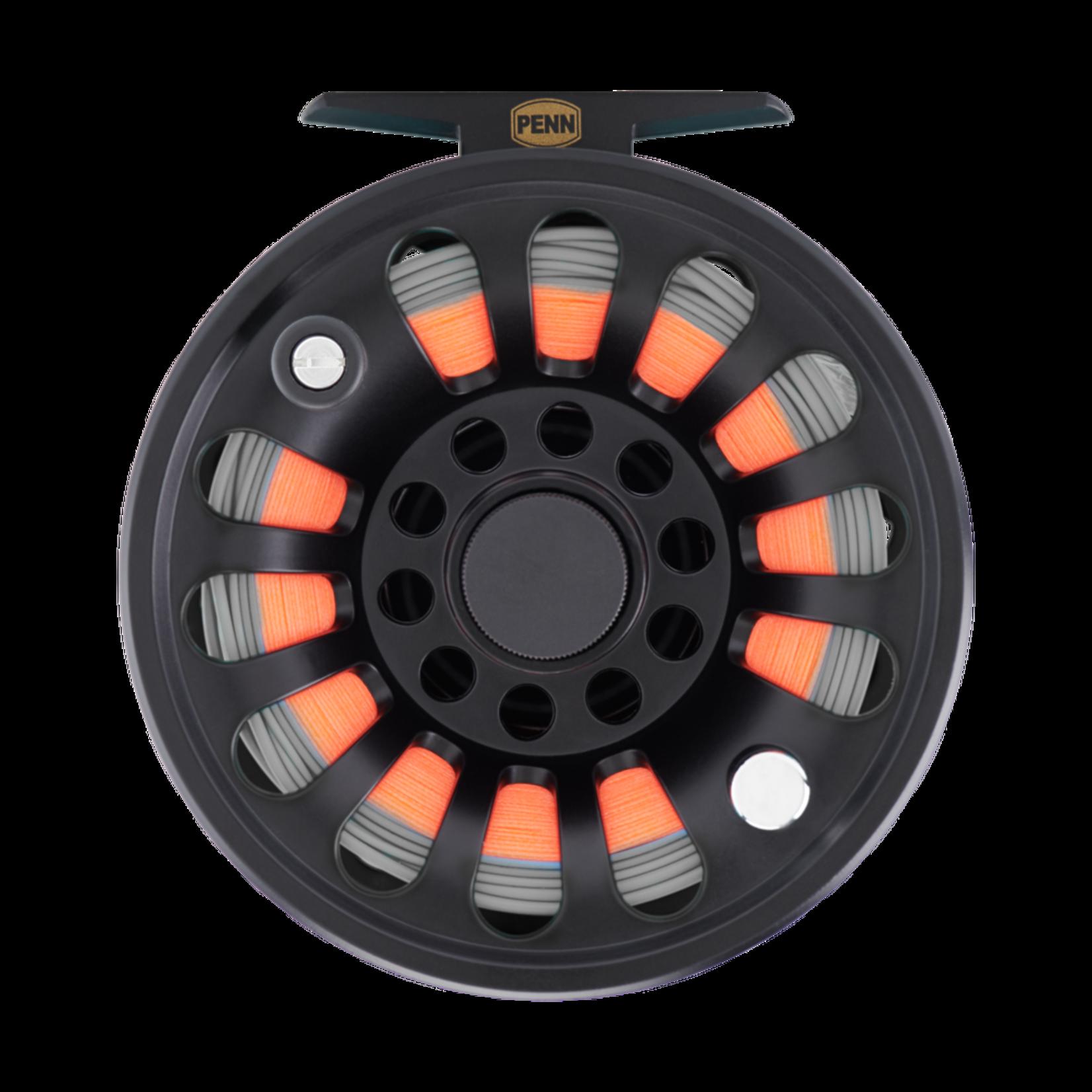 PENN | Battle Fly Combo 4 piece 9' 8wt