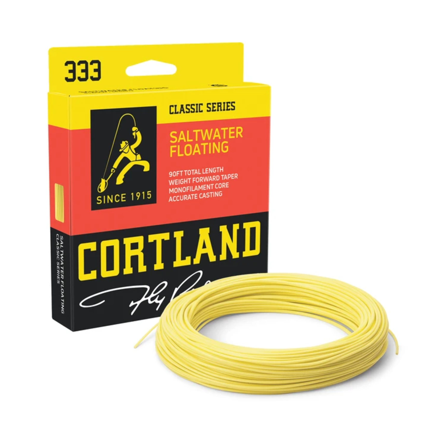 Cortland | 333 Classic Series Saltwater Floating 8wt