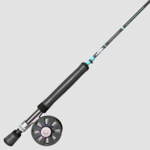 Toadfish Outfitters   9' 8wt 4-piece Fly Rod