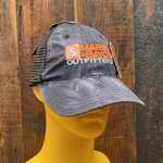 "Marsh & Bayou Outfitters | Hooks ""Kryptek Typhon & Black"" Hat"
