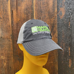 "Marsh & Bayou Outfitters | Hooks ""Black & Charcoal"" Hat"