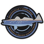 Marsh & Bayou Outfitters | M&BO Trout Decal