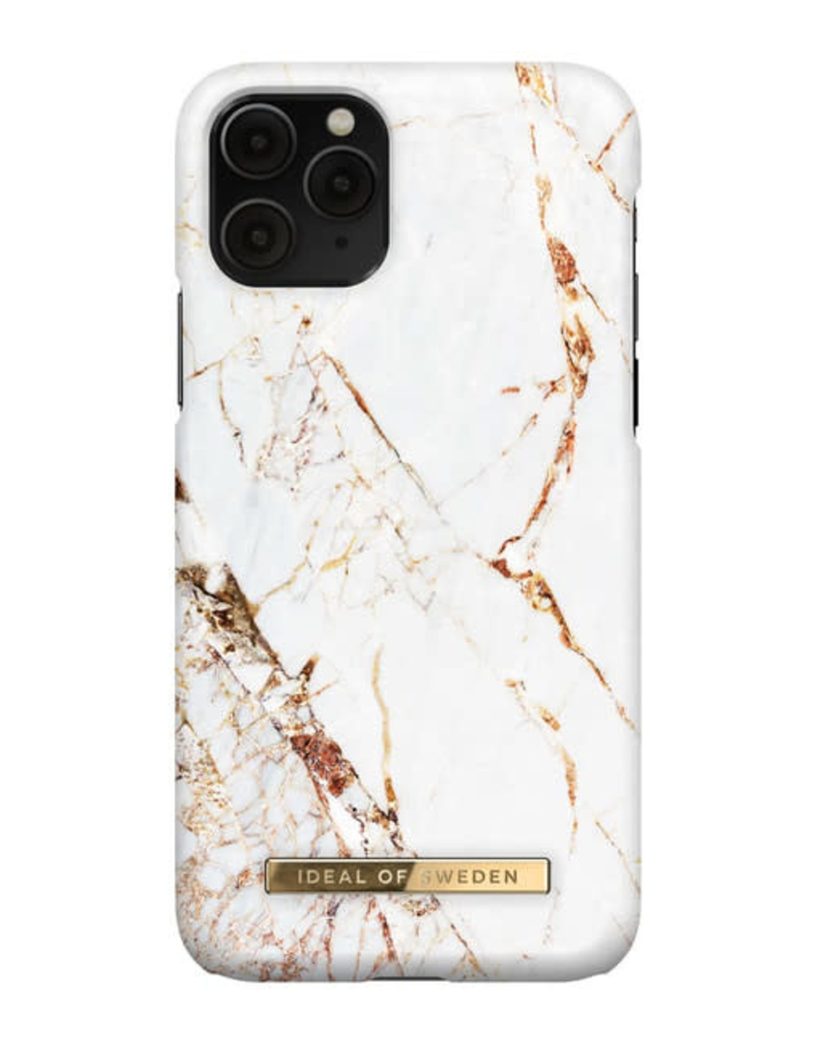 Ideal of Sweden Fashion Case iPhone 12 mini Carrara Gold