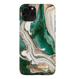 Ideal of Sweden Fashion Case iPhone 12/12 Pro Golden Jade