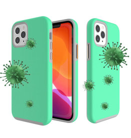 Antimicrobial Armour 2X iPhone 12/12 Pro Teal