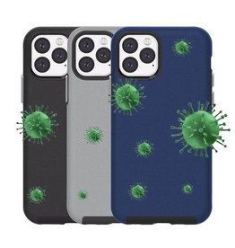 Blu Element Antimicrobial Armour 2X Bold Kit iPhone 12/12 Pro Black/Gray/Navy