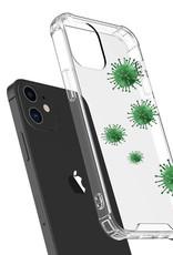 Blu Element Antimicrobial DropZone Rugged Case iPhone 12 mini Clear
