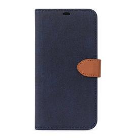 Blu Element 2 in 1 Folio iPhone 12/12 Pro Navy/Tan