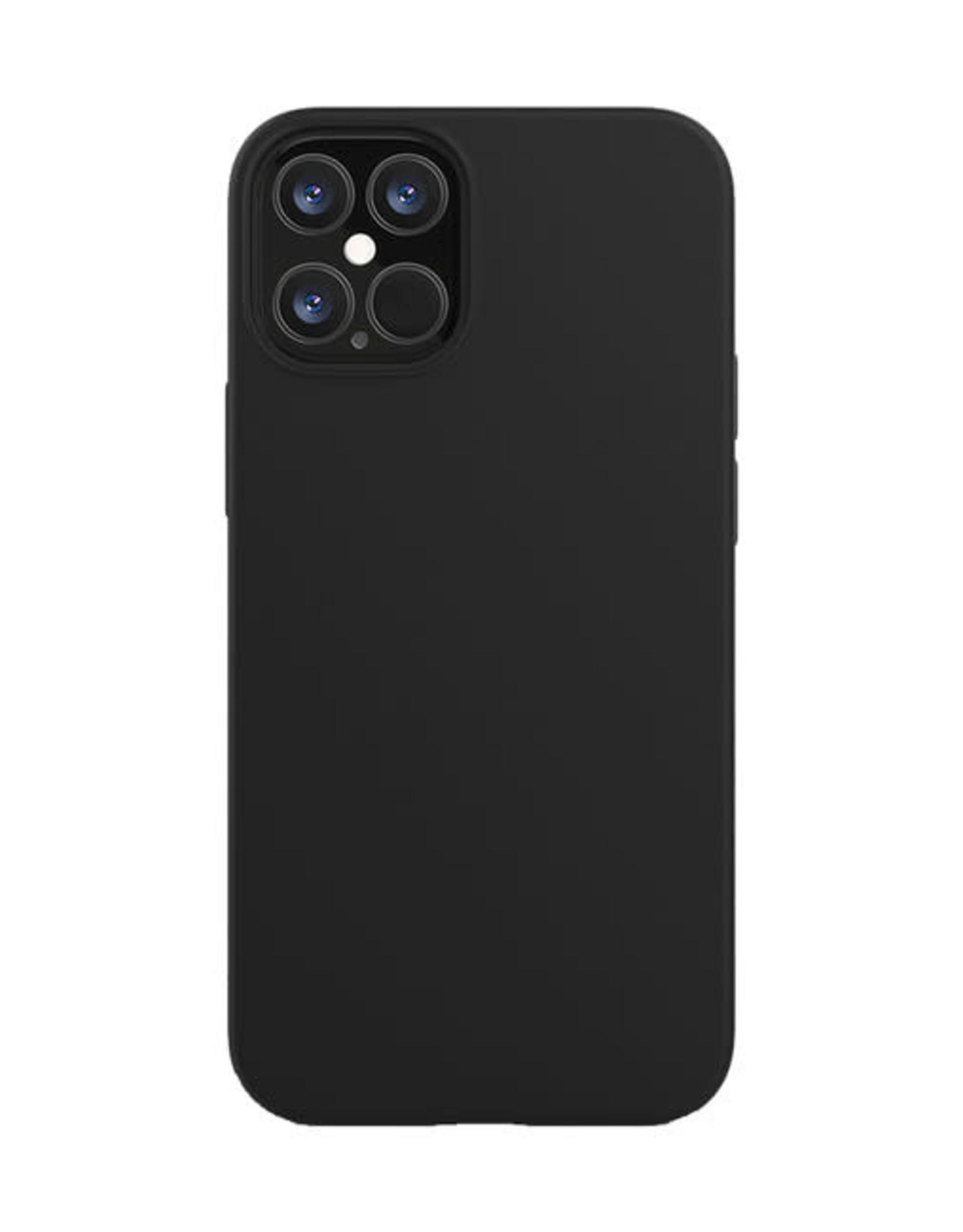 Blu Element Gel Skin iPhone 12 Pro Max Black