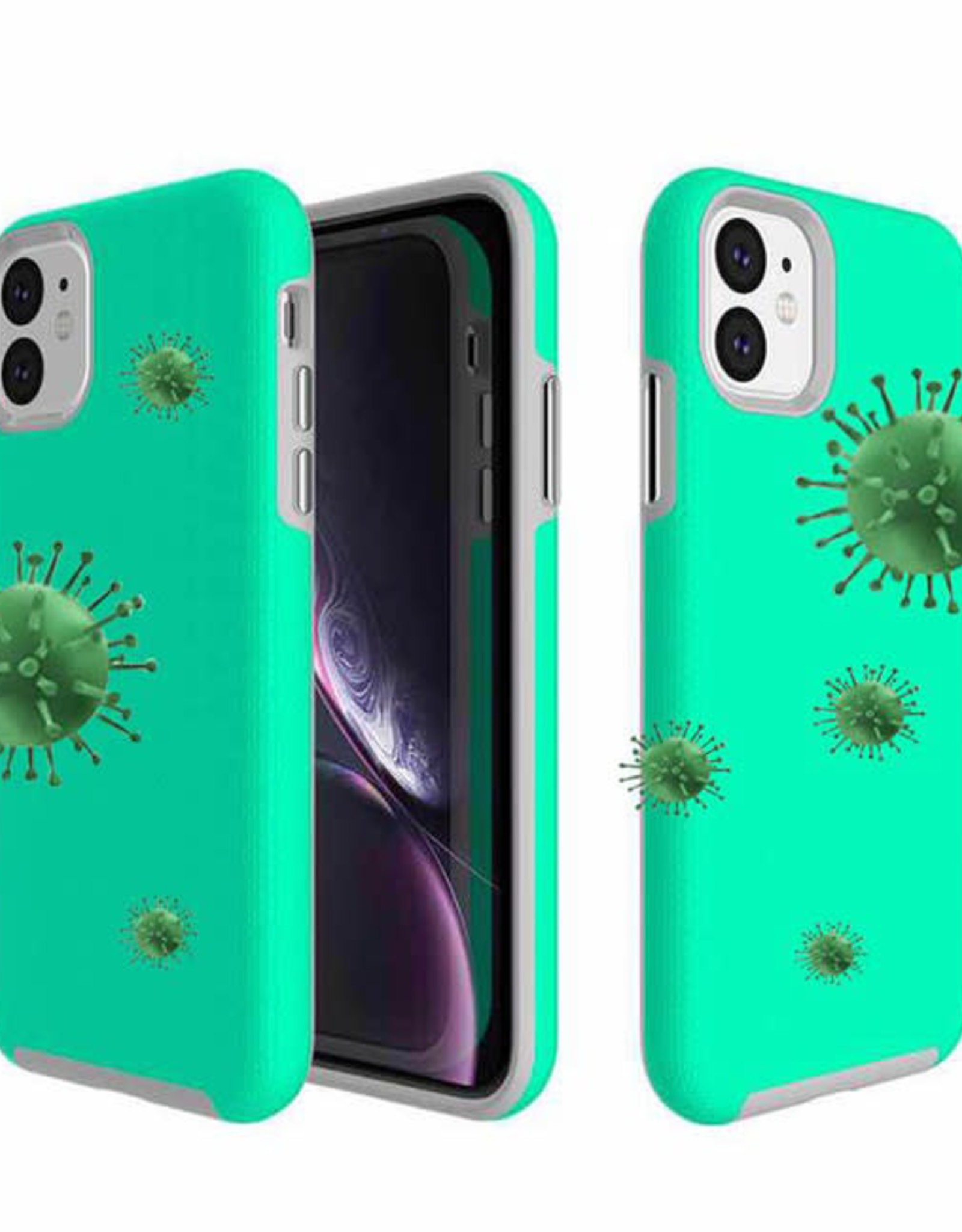 Blu Element Antimicrobial Armour 2X iPhone 12 mini Teal