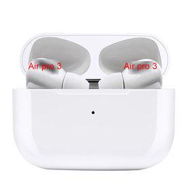 Air Pro 3 Wireless Bluetooth Earphones White