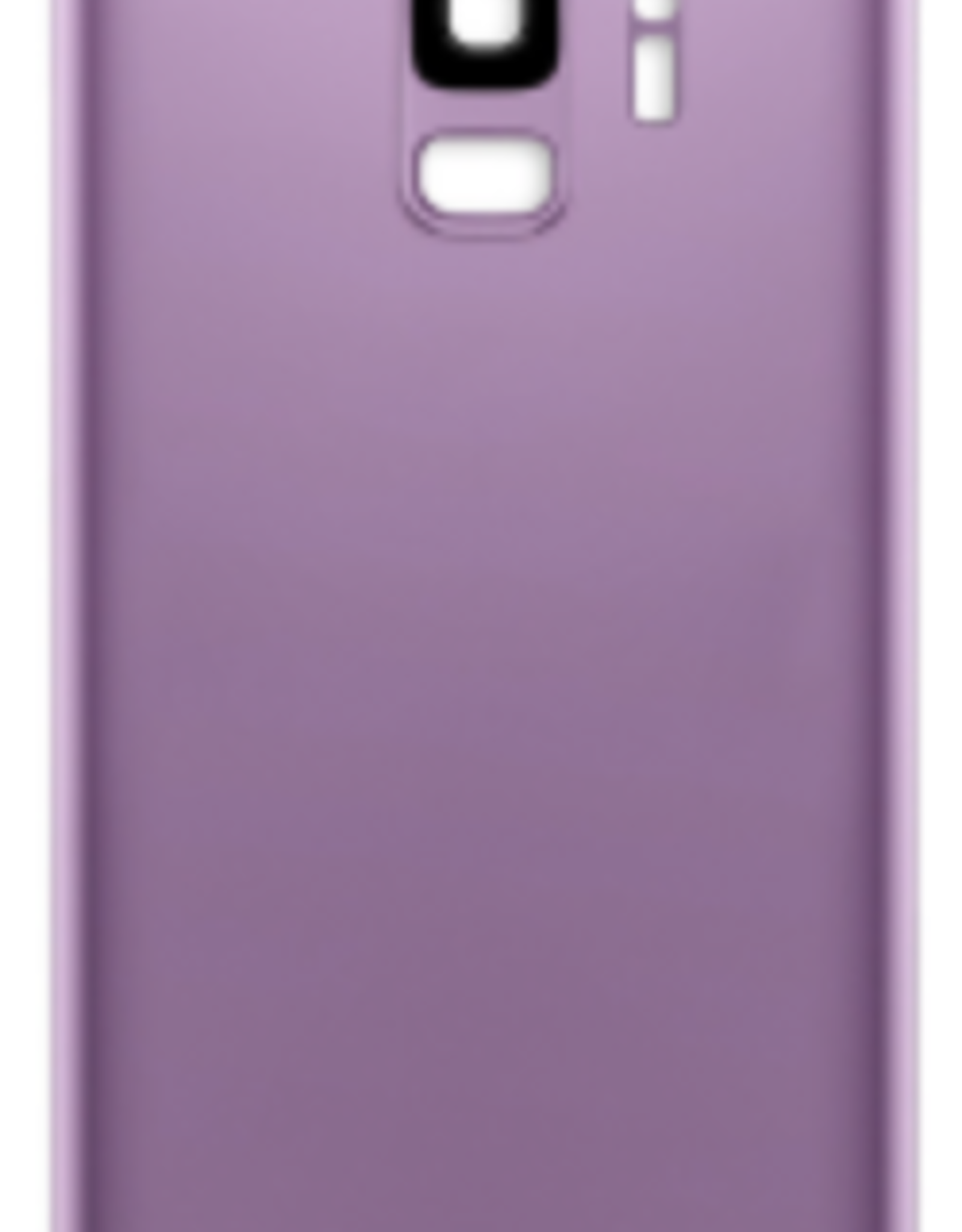 Samsung S9 Purple Back Glass Replacement