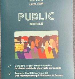 Public Mobile Public Mobile SIM Card