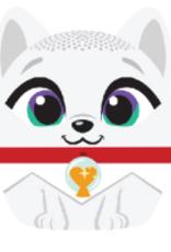 My Audio Pet My Audio Pet Bluetooth Speaker ELF – Arctic Fox