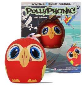 My Audio Pet My Audio Pet Bluetooth Speaker Parrot – Pollyphonic